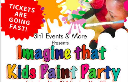 Kids Paint Party