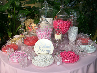 Candy Bar & Buffet